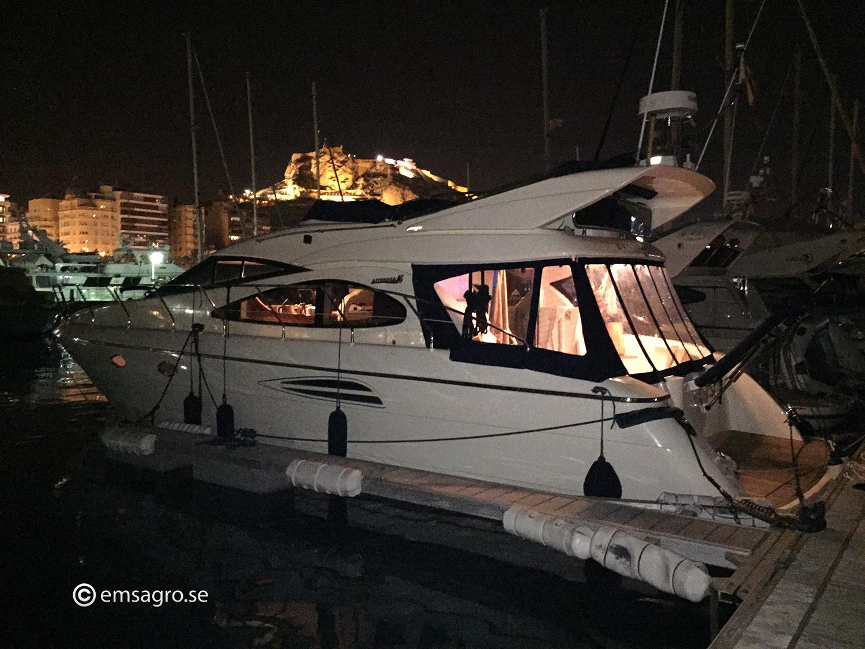 Astondoa 46 emsagro Alicante moring 2